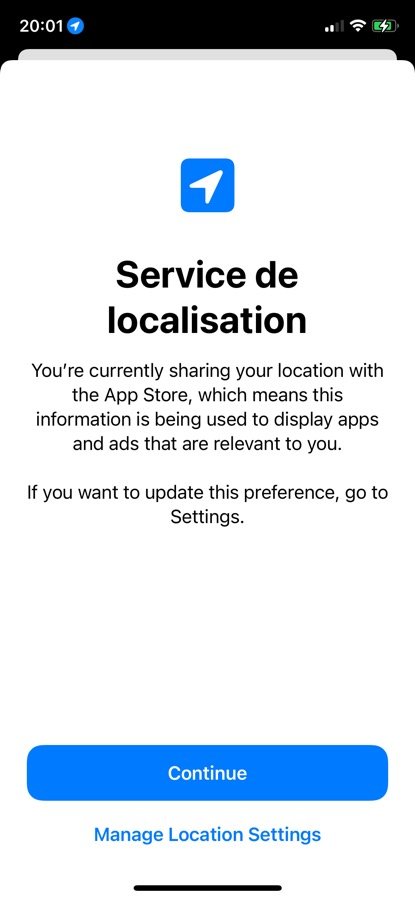 iOS 15 Beta 5 Pop Up App App Store iOS 15 et iPadOS 15 : voici les nouveautés de la bêta 5