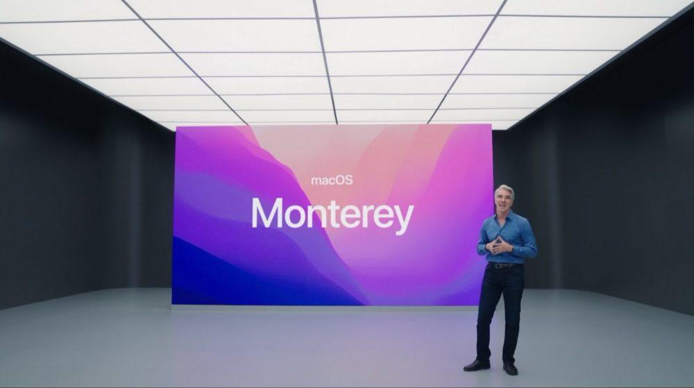 macOS Monterey : la bêta 5 publique est disponible