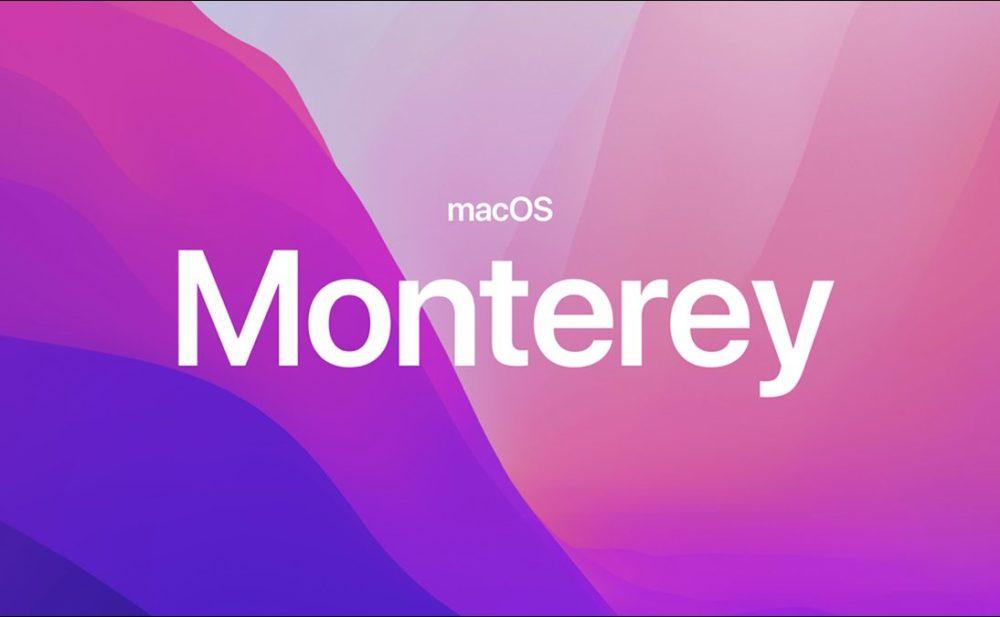 macOS Monterey macOS Monterey : la bêta 6 développeurs est disponible