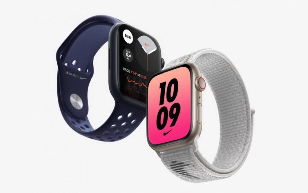 2 Apple Watch Series 7 La livraison de certaines Apple Watch Series 7 passe à novembre