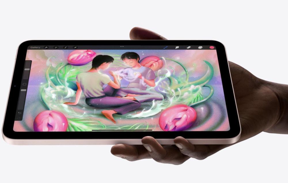 iPad mini 6 : les délais de livraison sallongent pour certains modèles