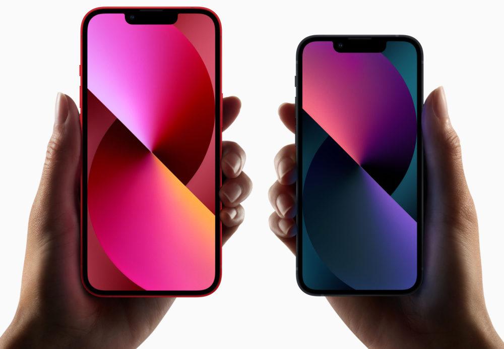 Apple iPhone 13 iPhone 13 mini 2021 Les premiers iPhone 13/13 mini et iPhone 13 Pro/Pro Max sont désormais expédiés