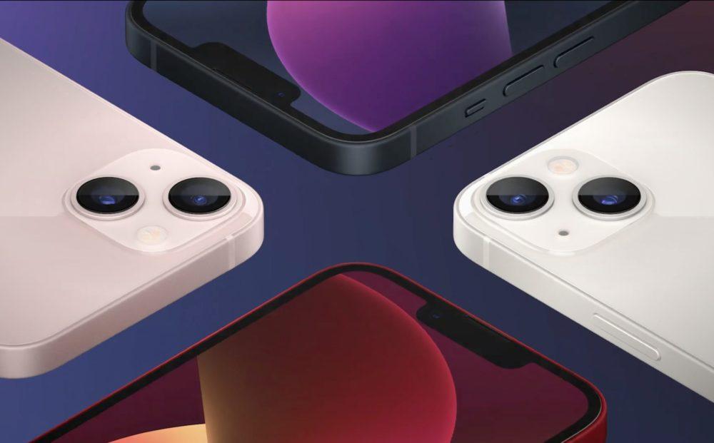 Apple iPhone 13 Les délais de livraison des iPhone 13 sallongent (déjà !)
