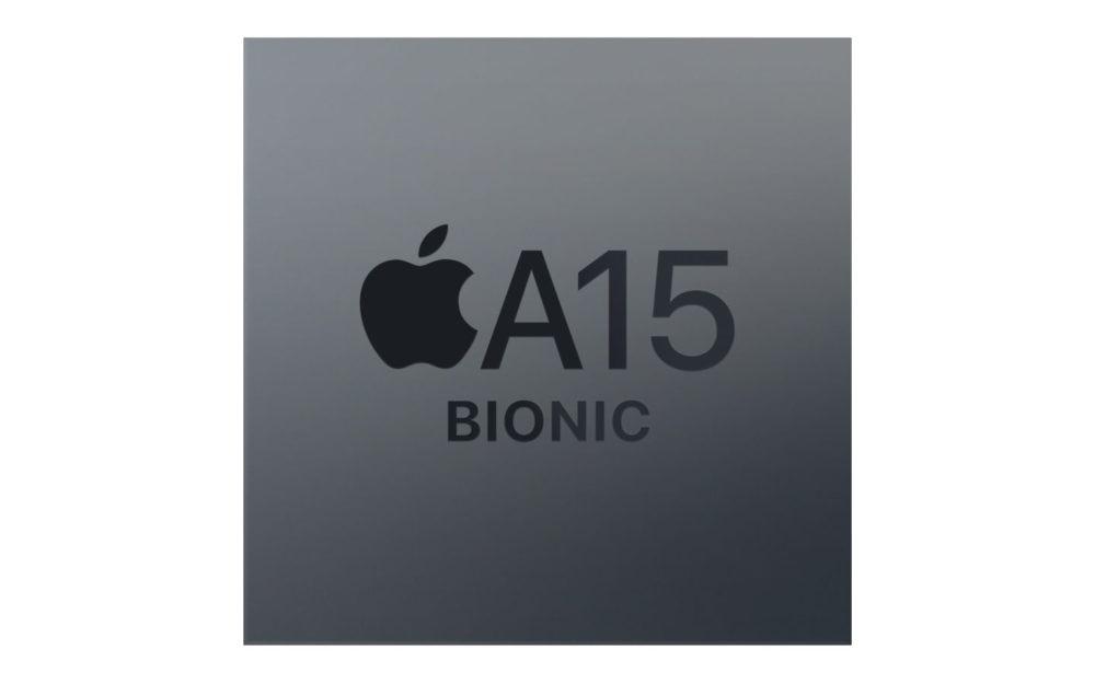 Puce A15 Bionic La puce A15 de liPhone 13 Pro a un GPU avec un cœur de plus que celle de liPhone 13