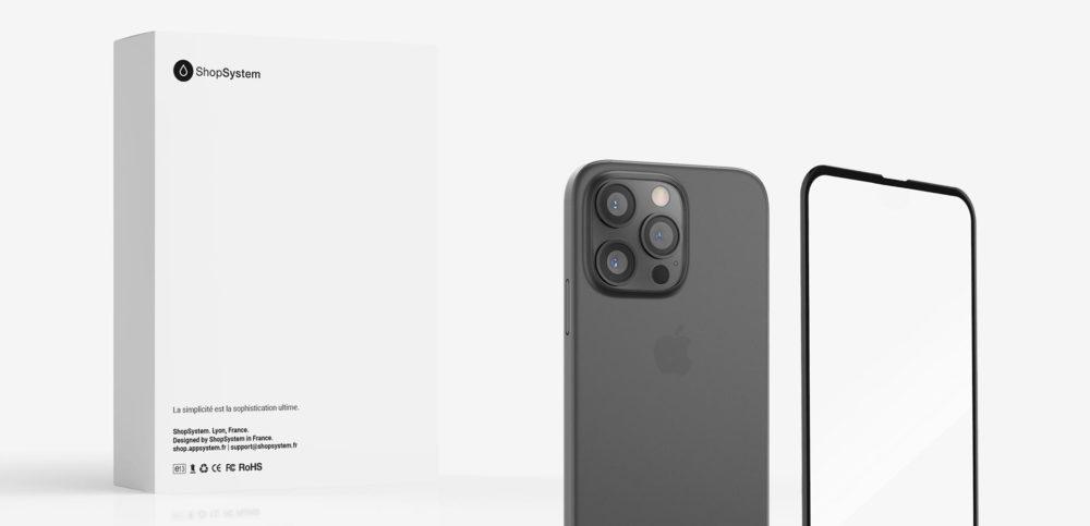 coques francaises premium shopsystem iPhone 13 : coques et verres trempés disponibles sur ShopSystem
