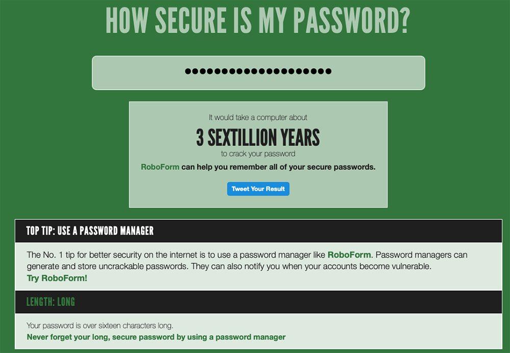 how password secure Comment créer un mot de passe sécurisé