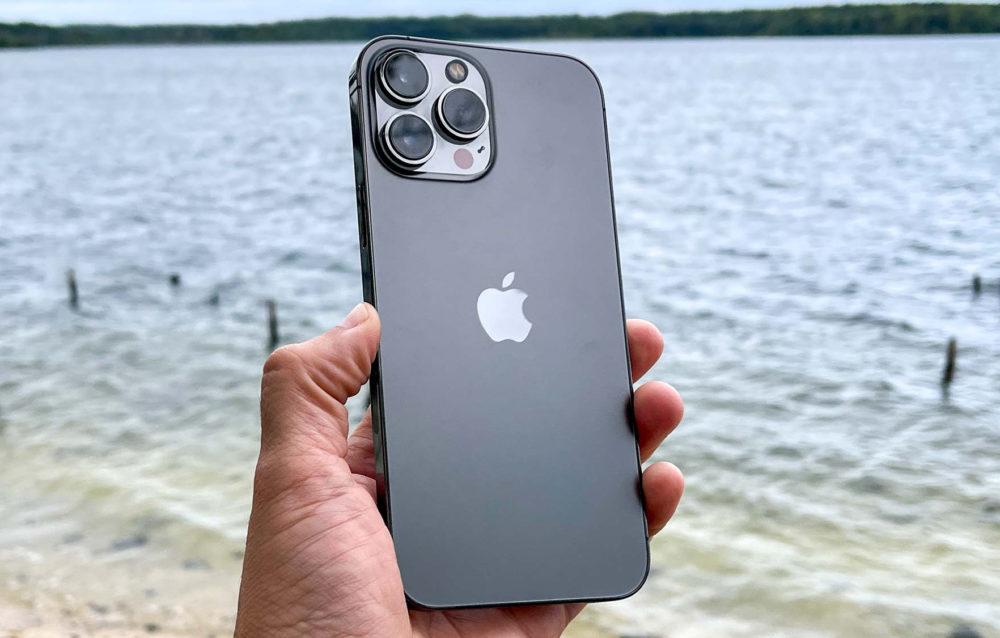 iPhone 13 Pro Max LiPhone 13 Pro Max peut se charger plus rapidement que son prédécesseur (jusquà 27 W)