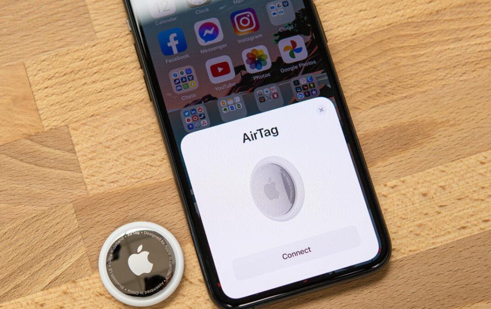 iPhone AirTag iOS 15 : certains iPhone ne reconnaissent plus les AirTags