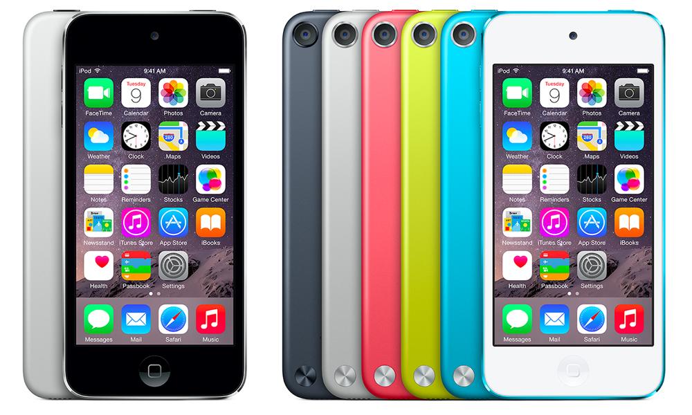 iPod touch 5G 16 Go LiPod touch 5G de 16 Go est désormais considéré comme obsolète par Apple