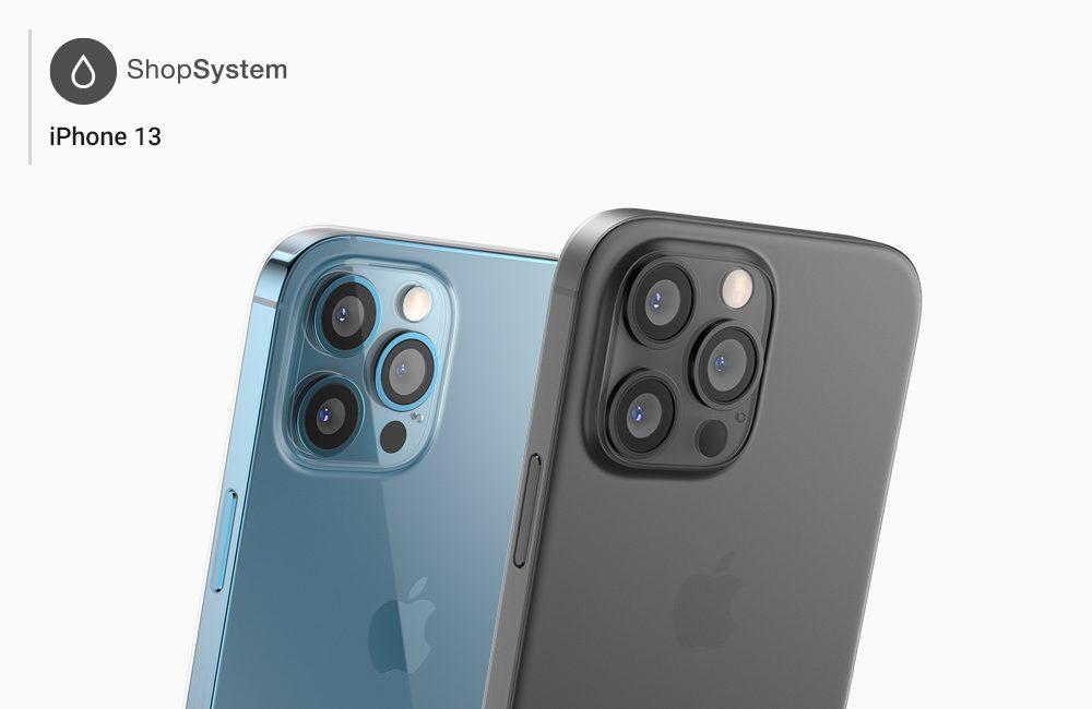 lancement i13 1 iPhone 13 : coques et verres trempés disponibles sur ShopSystem