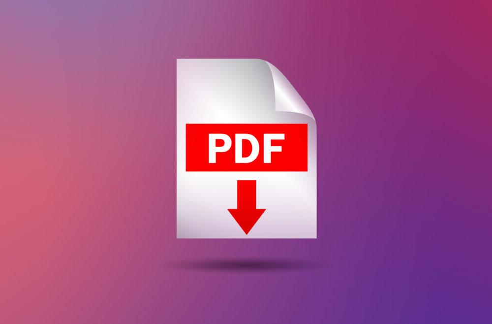 pdf Avantages de la conversion des fichiers JPEG en PDF