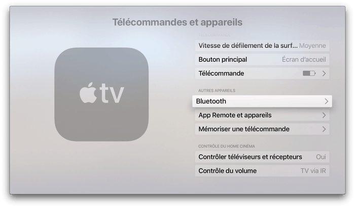 apple tv manette console bluetooth Comment connecter une manette de PS4, PS5 ou de Xbox sur vos appareils Apple