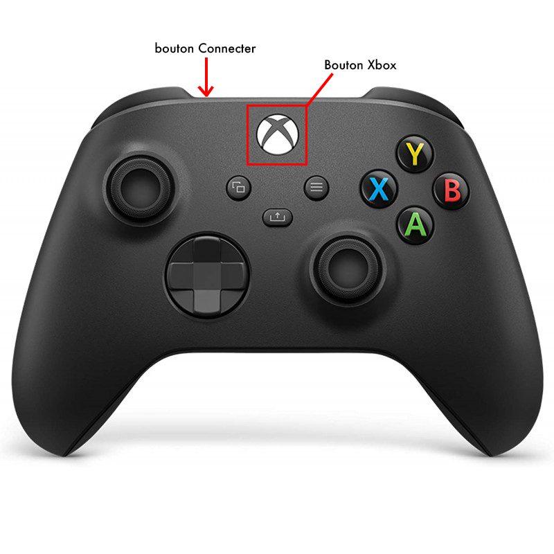 manette xbox bouton jumelage Comment connecter une manette de PS4, PS5 ou de Xbox sur vos appareils Apple